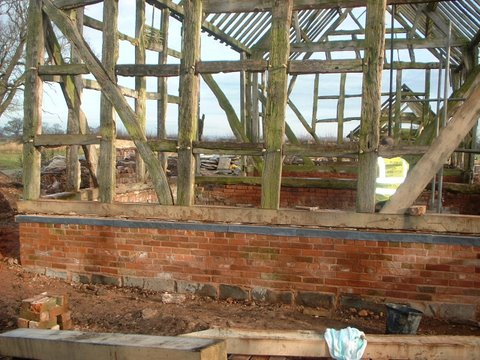 17th Century barn conversion, Ragley Hall Estate, Warwickshire