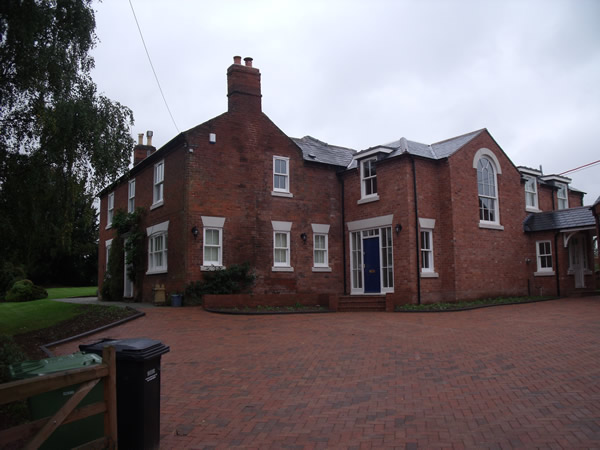 Charlton House Farm, Stourport